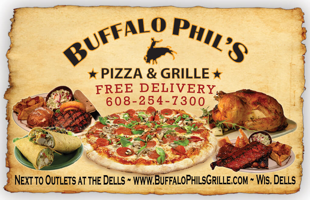 Buy Gift Cards Buffalo Phils Family Restaurant In Wisconsin